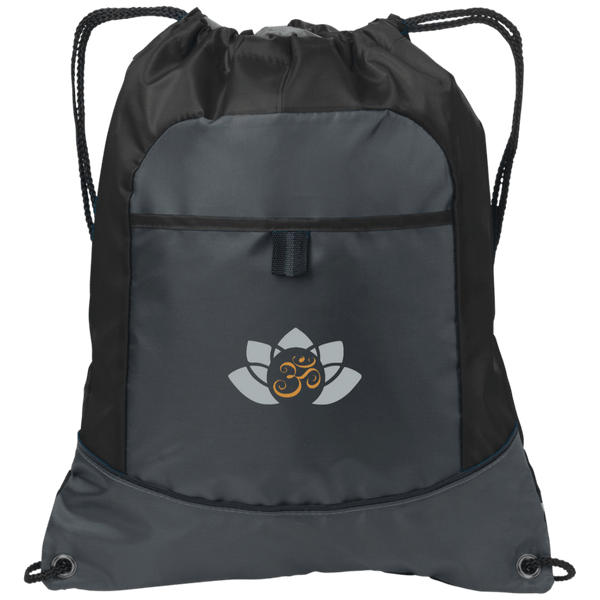 Yoga Om Pocket Cinch Pack