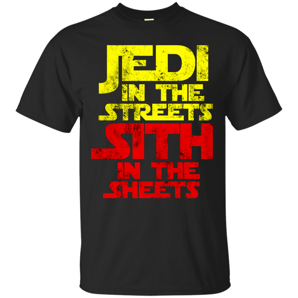 Jedi In The Streets Mens Tshirt