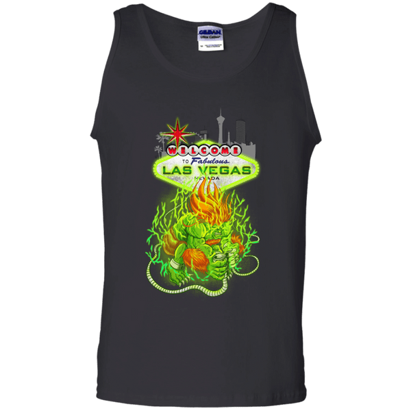 Blanka Lights Mens Tank Top