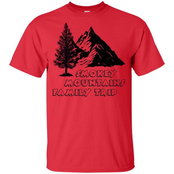 Smokey Mountains G200B Gildan Youth Ultra Cotton T-Shirt