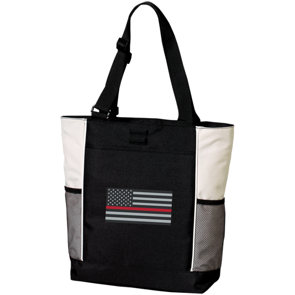 American Red Line Tote Bag