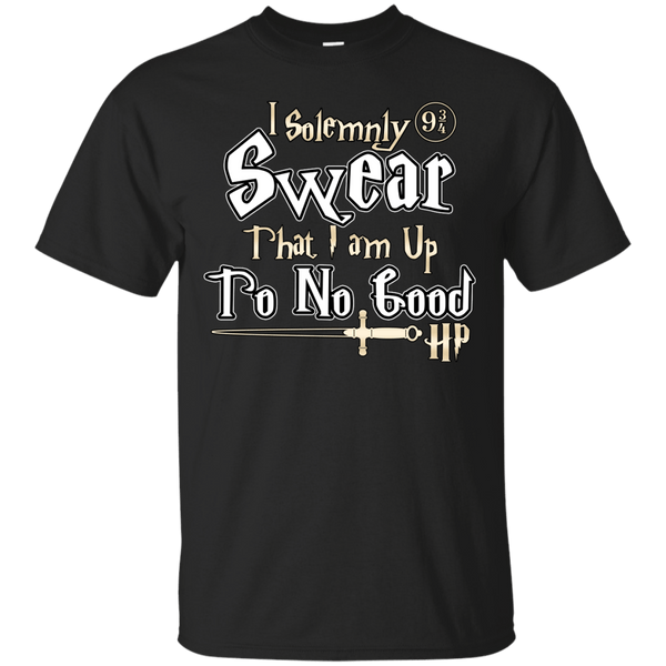 I Solemnly Swear I Am Up To No Good Mens Tshirt