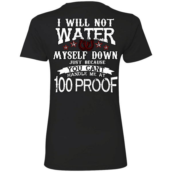 100 Proof Boyfriend Tee