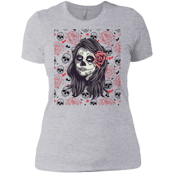 Sugar Rose Ladies' Boyfriend Tee