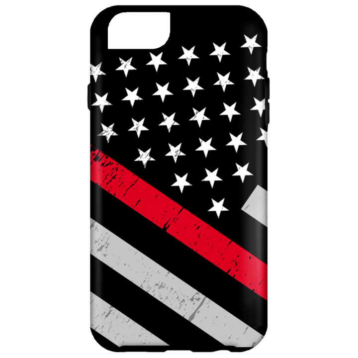 American Red Line Phone Case