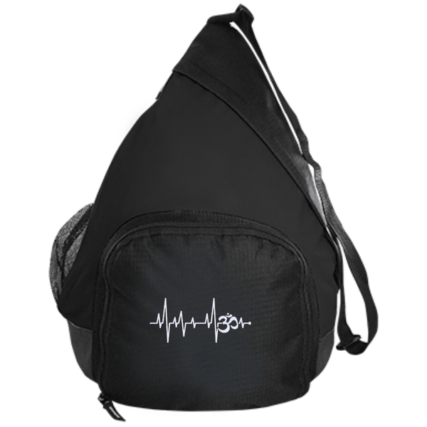 Om Heartbeat Active Sling Pack