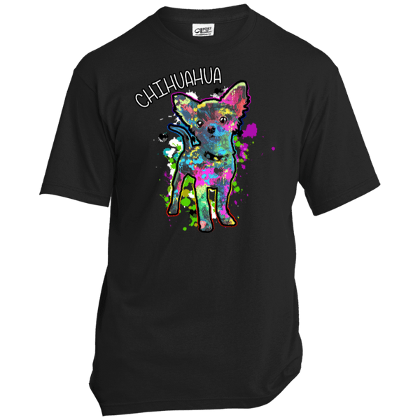 Chihuahua Art Men's T-Shirt