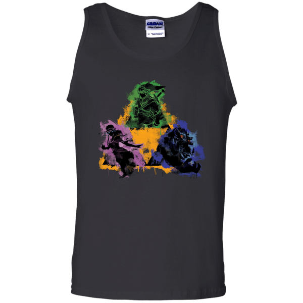 Triforce Splash Mens Tank Top