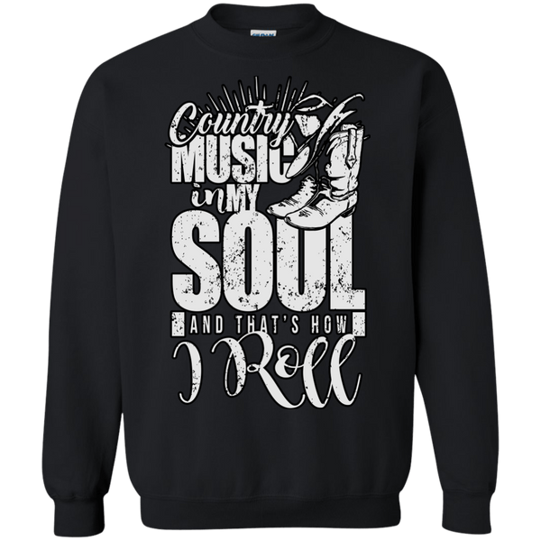 Country Music Soul Sweatshirt