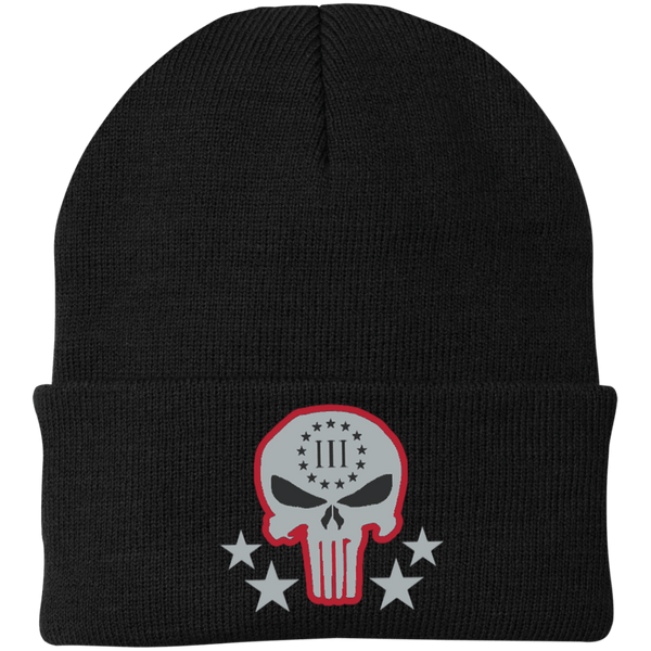 Three Percenter Knit Cap