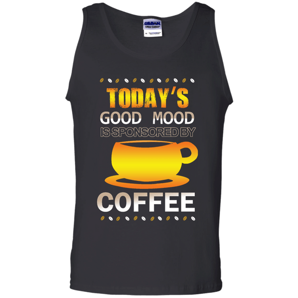 Todays Good Mood Coffee Mens Tank Top