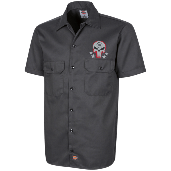 Three Percenter Dickies Men's Short Sleeve