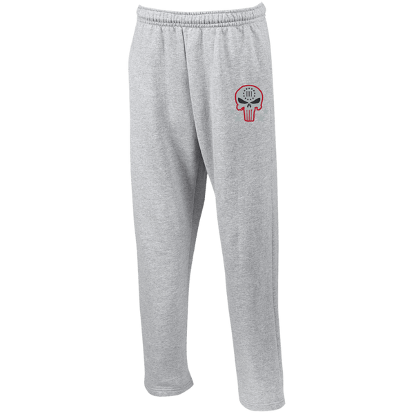Three Percenter Open Bottom Sweatpants with Pockets