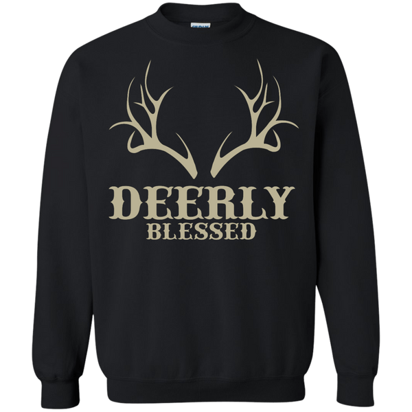 Deerly Blessed Sweatshirt