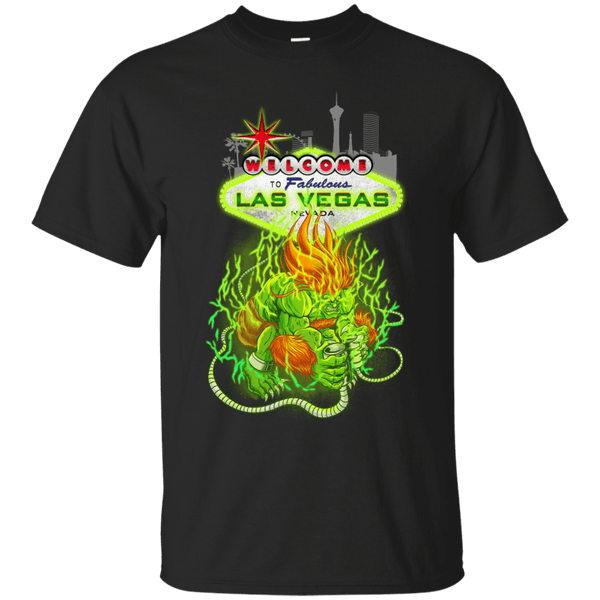 Blanka Lights Mens Tshirt