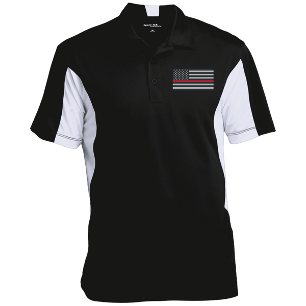 American Red Line Performance Polo