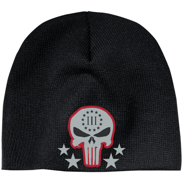 Three Percenter Beanie
