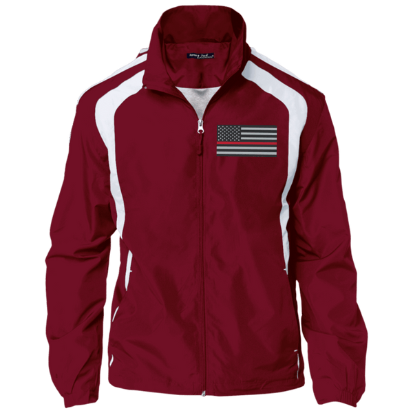 American Red Line Jersey-Lined Jacket
