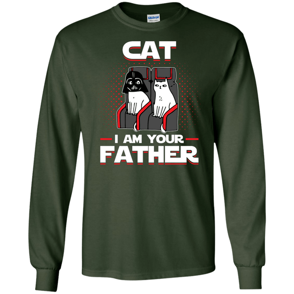Cat I Am Your Father Mens Tshirt