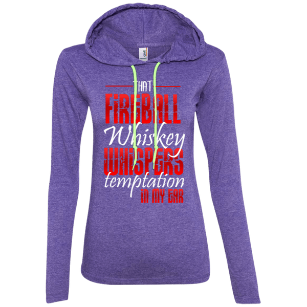 Fireball Whispers Temptation Ladies Hoodie