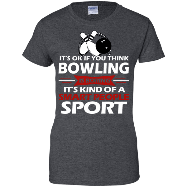 Bowling Is For Smart People