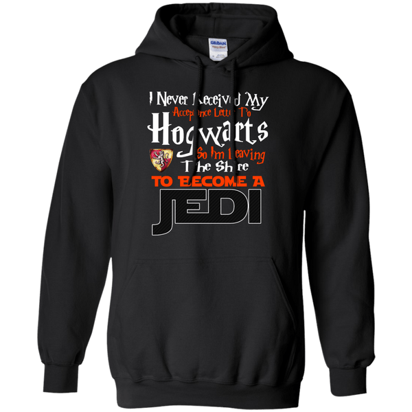 I Never Received My Letter to Hogwarts Hoodie