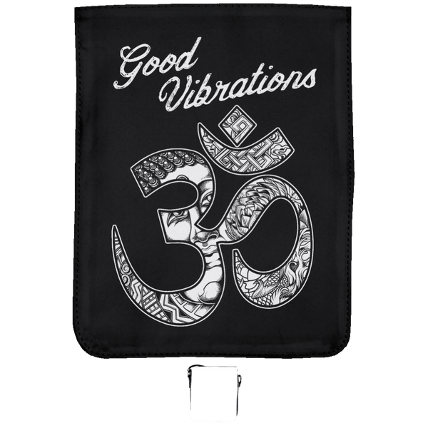 Good Vibrations Om Yoga Shoulder Bag