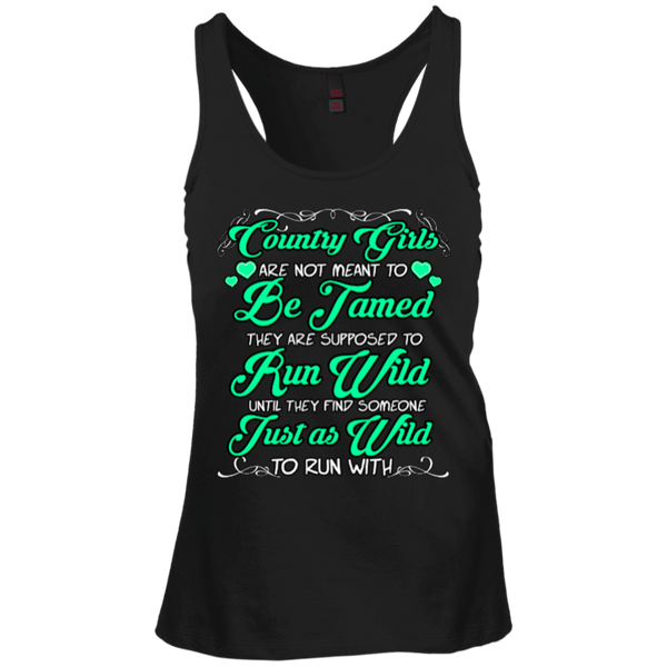 Country Girls Juniors Racerback