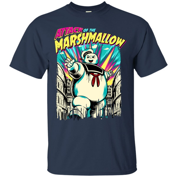 Attack of the Marshmallow Mens Tshirt