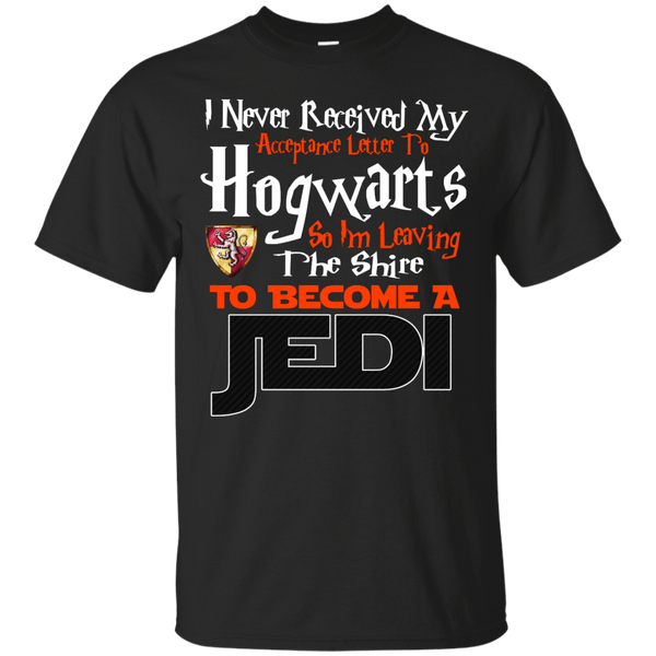 I Never Received My Letter To Hogwarts Mens Tshirt