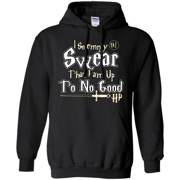 I Solemnly Swear I am up to No Good Hoodie