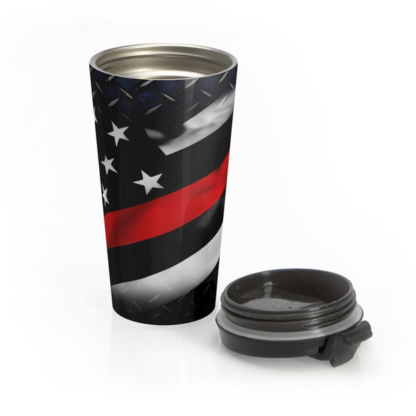 American Red Line Stainless Steel Travel Mug