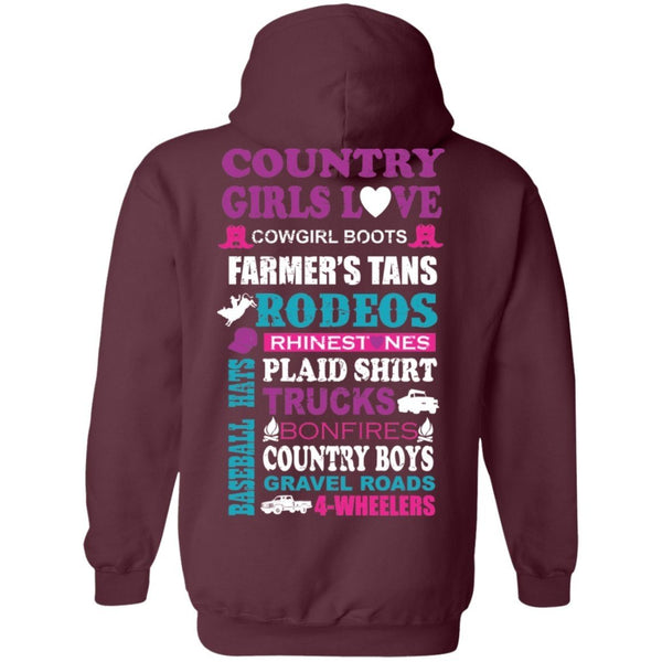 Apparel - Country Girls