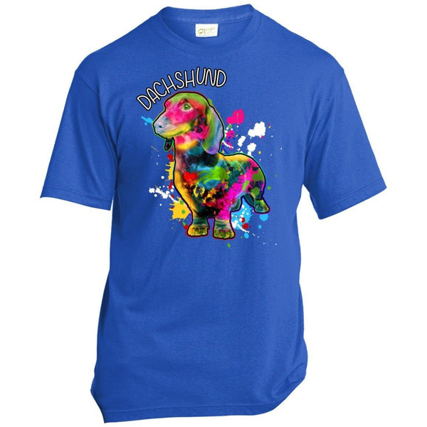 Apparel - Dachshund Art Mens