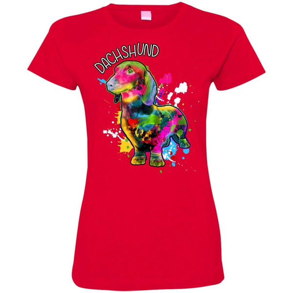 Apparel - Dachshund Art Womens