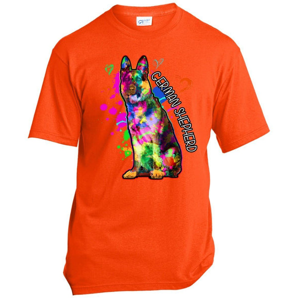 Apparel - German Shepherd Art Mens