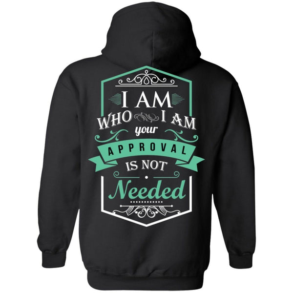 Apparel - I Am Who I Am