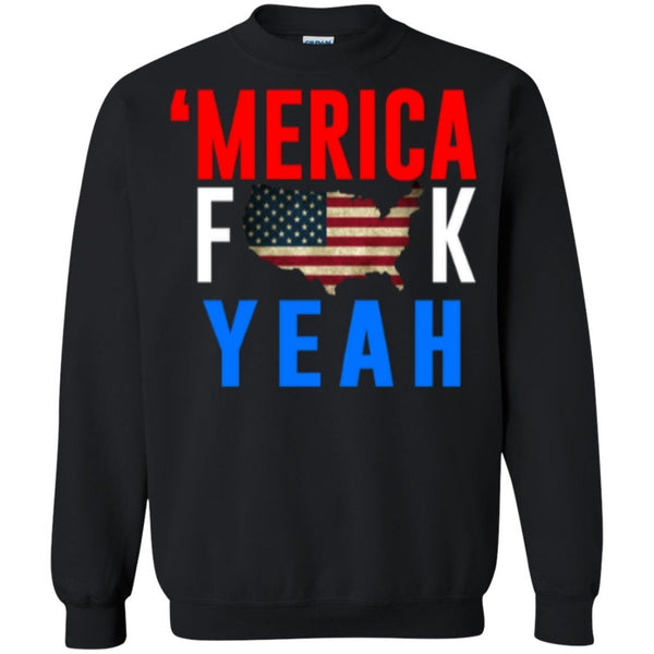 Apparel - Merica Fuck Yea