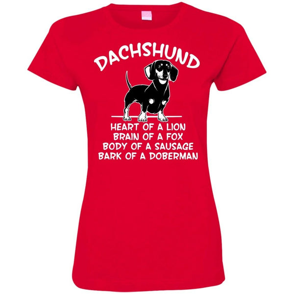 Apparel - My Dachshund Womens