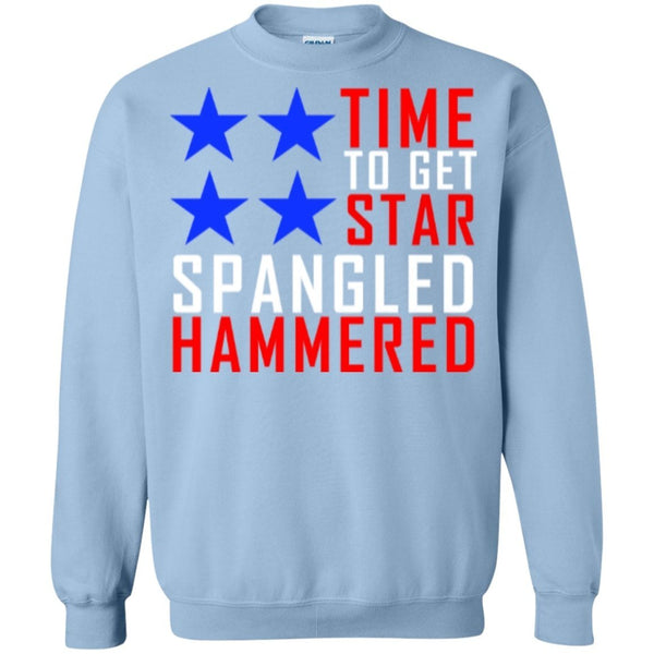Apparel - Time To Get Star Spangled Hammered