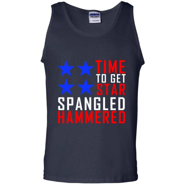 Apparel - Time To Get Star Spangled Hammered Mens
