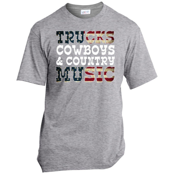 Apparel - Trucks Cowboys Country Music Mens