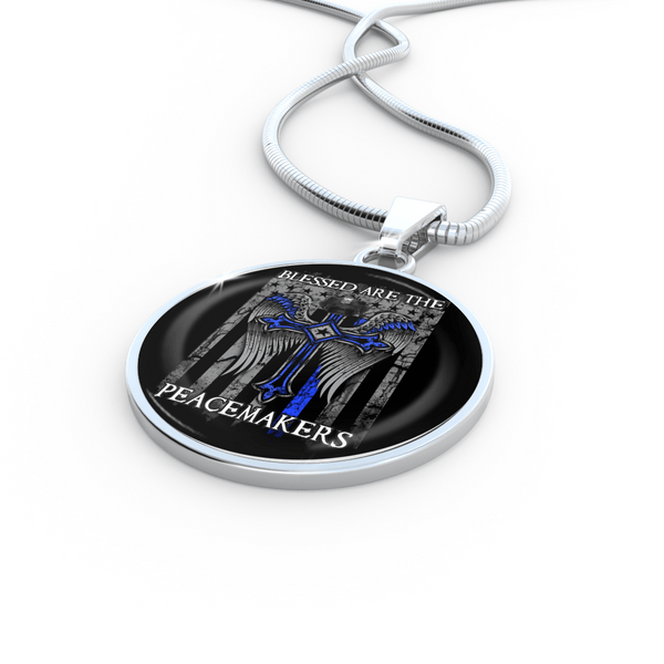 Blessed Are The Peacemakers Jewelry