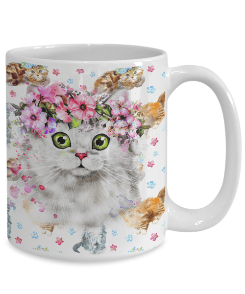 Kitten Fantasy Coffee Mug