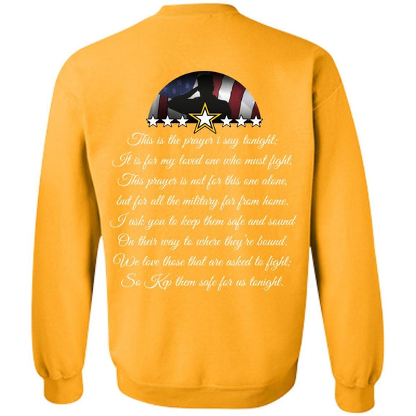 Crewnecks - Army Dad Sweatshirt