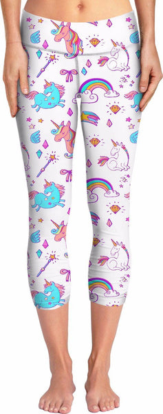 Unicorn Fantasy Yoga Pants