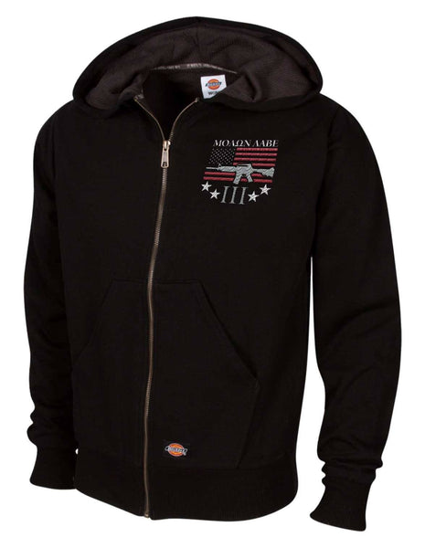 Molan Labe Thermal Fleece Hoodie
