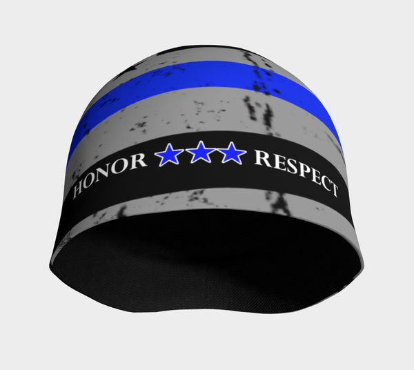 American Blue Line Honor Beanie