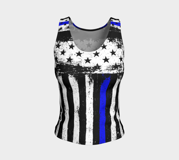 American Blue Line Womens' Tank Top