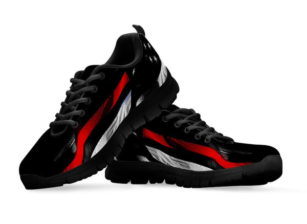 Red Line Running Shoes